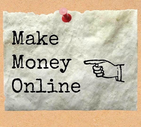 オンラインでお金を稼ぐ