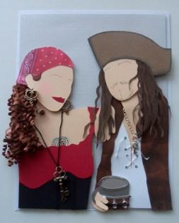 Pirates exp