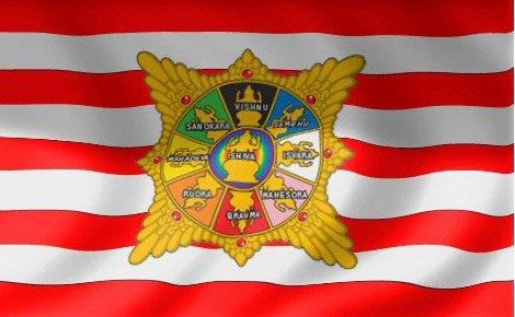 bendera majapahit