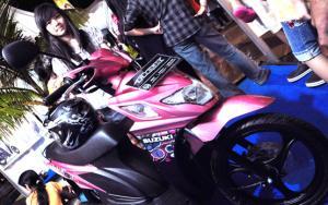 Suzuki Nex Laris di Makassar