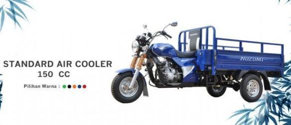 Motor Roda Tiga NOZOMI 04