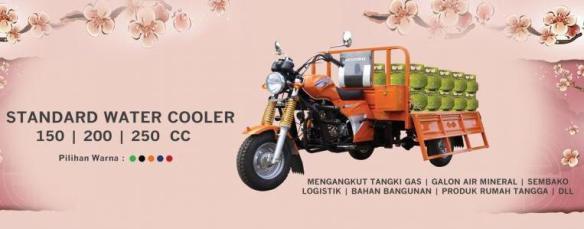 Motor Roda Tiga NOZOMI 09