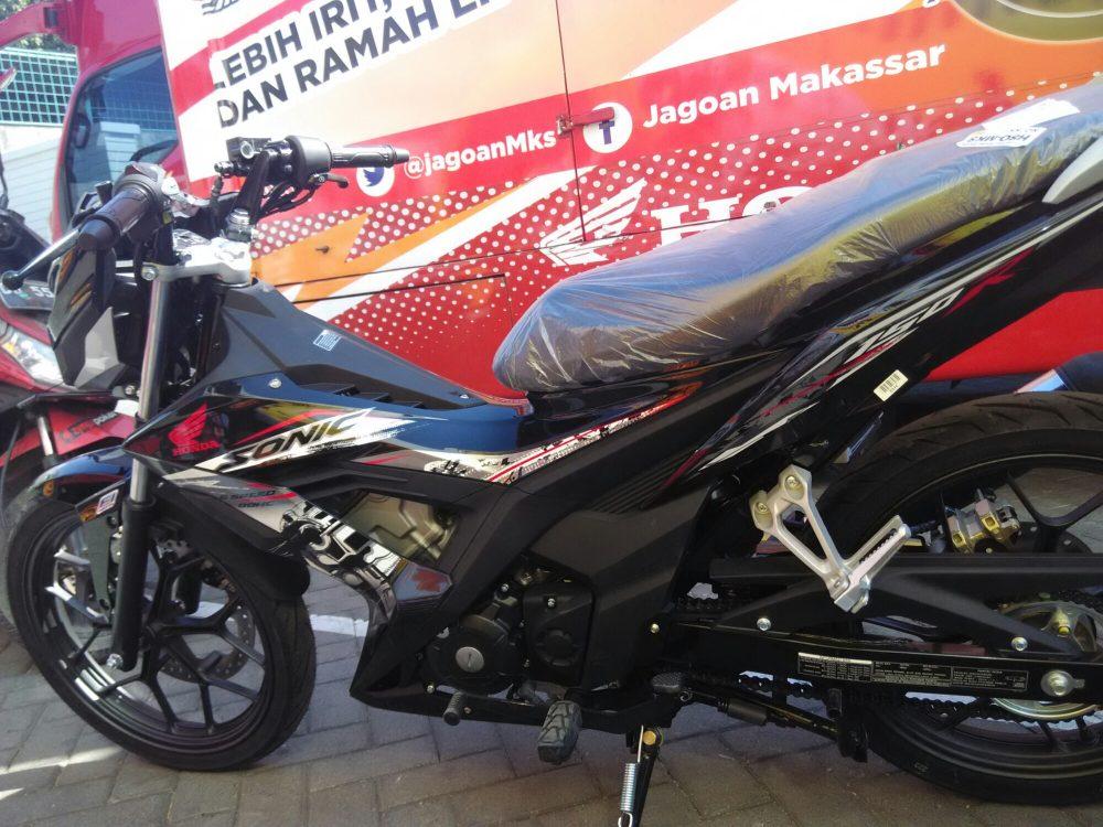 koleksi bengkel modifikasi motor honda  makassar terbaru