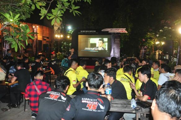 CBR250RR Premiere Night di Cafe Stilrod, Surabaya, Jawa Timur (6/8)