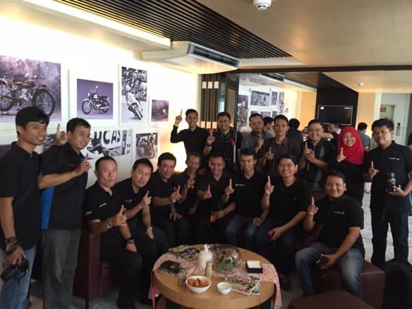 Bersama Teman Blogger di Surabaya