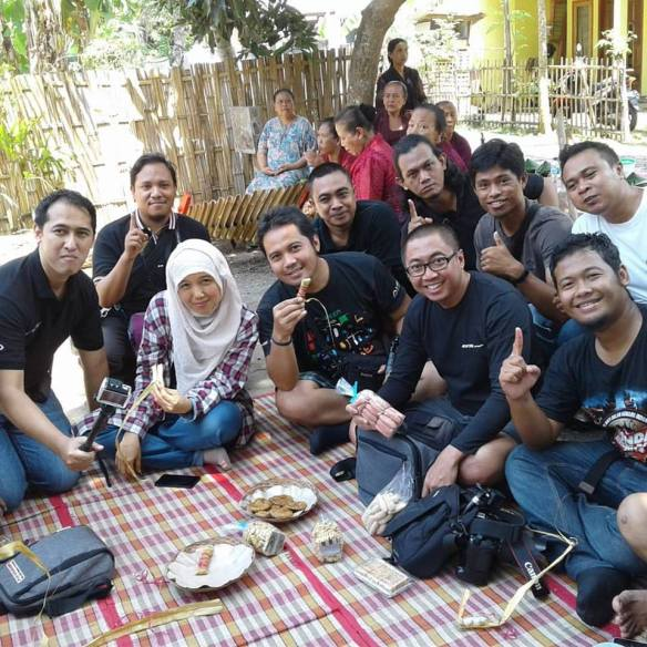 Bersama Teman Blogger di Banyuwangi