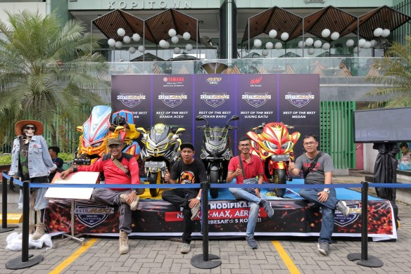 The Best Nmax Regional Sumatera Utara