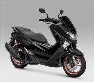 Yamaha NMAX 155 model 2018 Matte Black