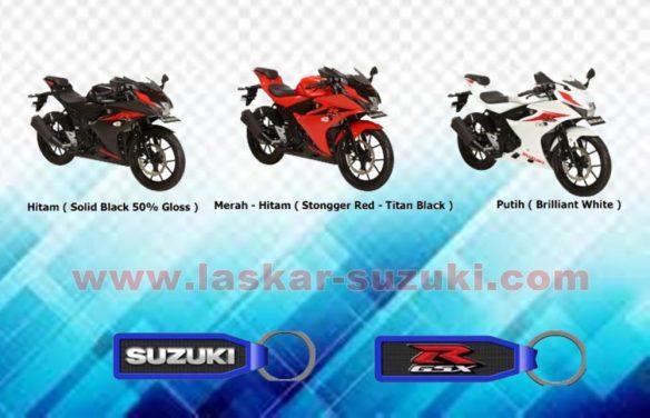 Harga Kembali Normal Suzuki Siap Hadirkan Gsx R 150 Non Keyless