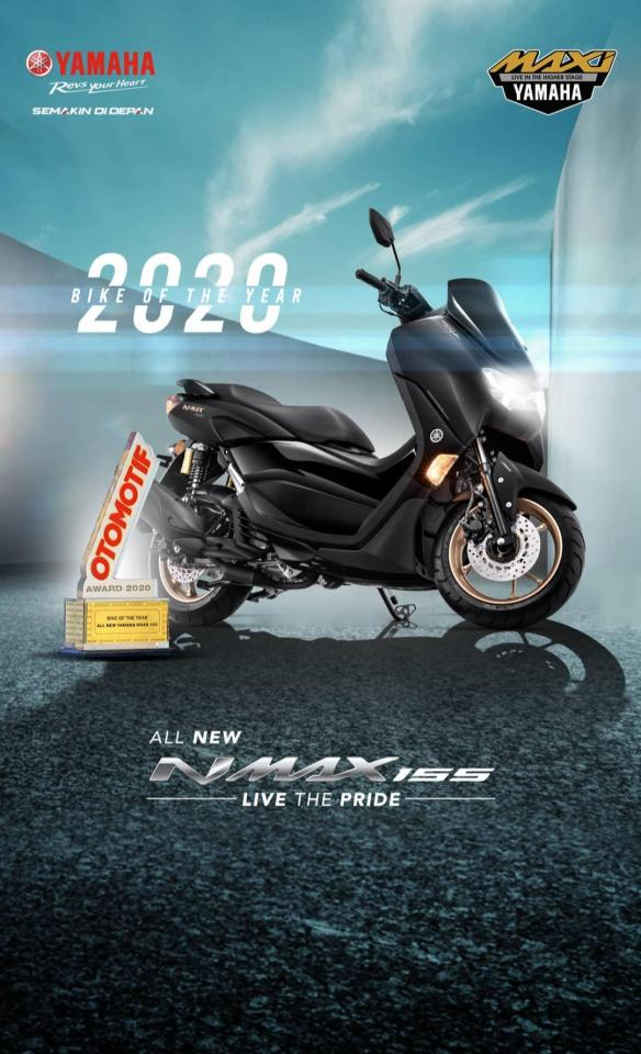 Yamaha Otomotif Award 2020