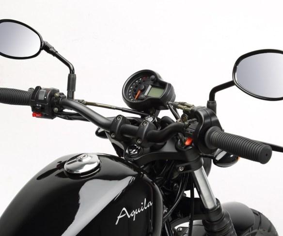 KRMotor Aquila 125