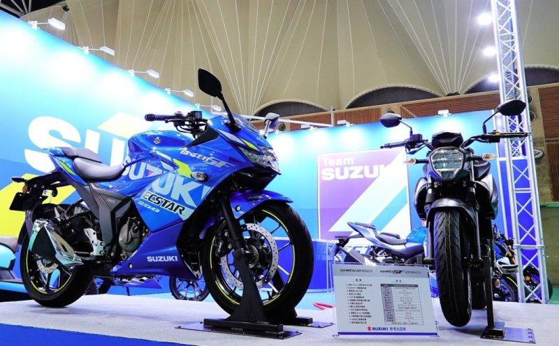 Suzuki Memasukkan Gixxer 250SF