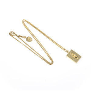 Body Lovers Pendent Gold - SCH 435