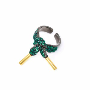 Ring Puri Lace Emerald - SCH 444-2