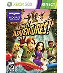 Kinect Adventures - 01 a 03 jogadores