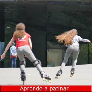 curso de patinaje rodats
