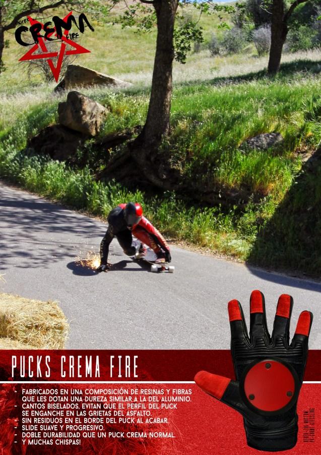 PUCK Crema Fire 1