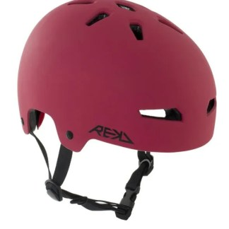 Casco REKD icon 159 rojo