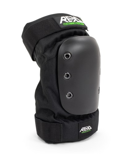 RKD655 REKD Energy Pro Ramp Knee Pads Black Pair