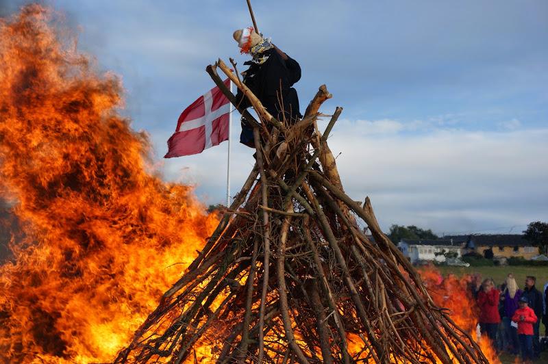 Sankt Hans i Rødding – nu på afstand