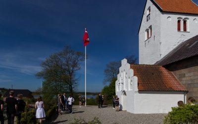 Konfirmation i Rødding