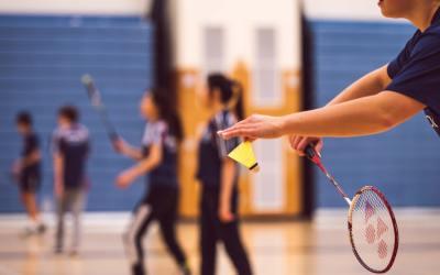 Badminton 19/20