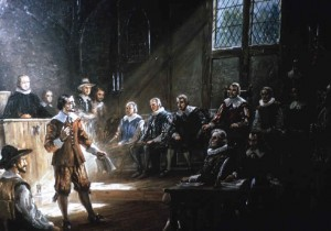 Thomas Graves in the House of Burgesses