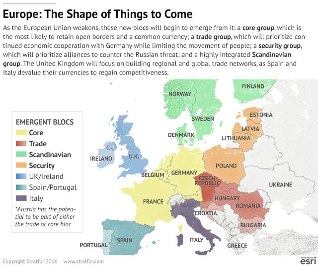 Europe: The Shape of Things to Come