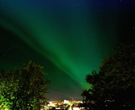 Revontulet and the northern lights 4