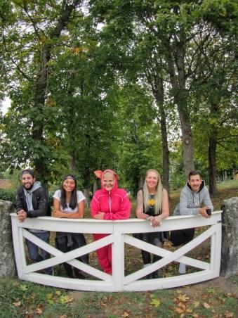 Valla Gård Students