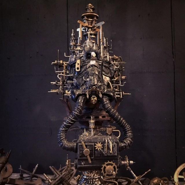 Gothic Times -Jason Stieva-ДПИ Журнал