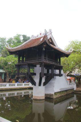 One Pillar Pagoda (7)