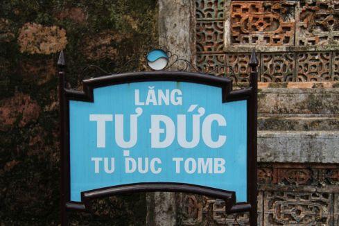 Tombe van Tu Duc (1)