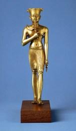 Beeld van Amon - 860 v.C.