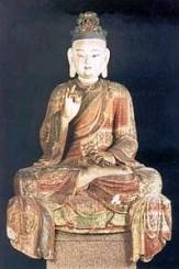 Ethnologisch museum 06 (Vairochana Boeddha)