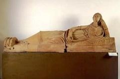 Etruskisch museum 06 (sarcofaag)