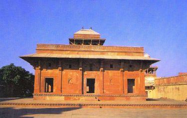 Fatehpur Sikri 16 (Diwan-i-Am)
