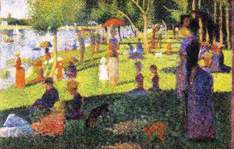 Georges Seurat - Zondag
