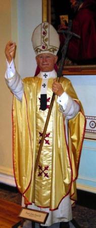 Mme Tussaud 18 (Johannes-Paulus II)