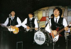 Mme Tussaud 23 (The Beatles)