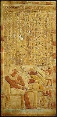 Stela - 2600 v.C.