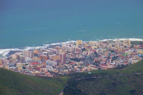 Tafelberg 12 (zicht op Kaapstad)