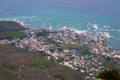 Tafelberg 15 (zicht op Kaapstad)