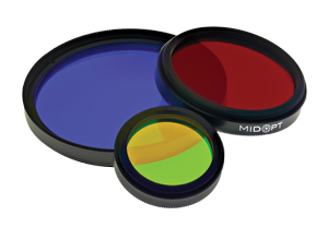 optical filters for artificial vision systems