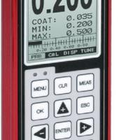 Spessimetro ad ultrasuoni modello TI-CMX-H con trasduttore per alte temperature fino a 150°C
