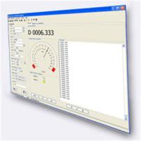 Software di parametrizzazione per distanziometri laser