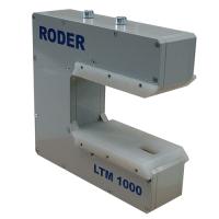 Spessimetro LASER per misure di spessore senza contatto con campo 20 mm