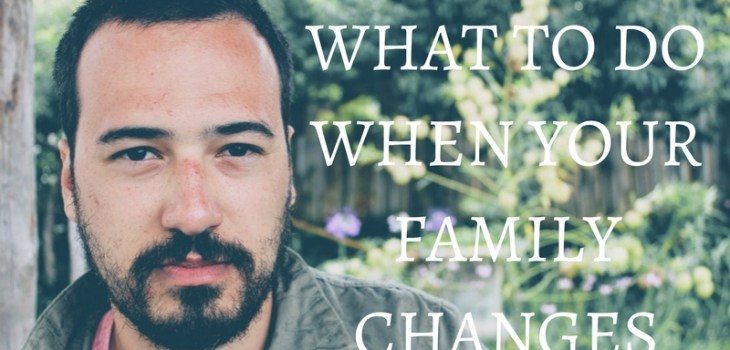 family changes, what to do when your family changes, going home for the holidays dealing with relatives, stephen rodgers counseling of denver, denver mens therapists