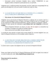 Comunicat de presă Ref- CUM PUTEŢI VOTA ÎN STRĂINĂTATE LA ALEGERILE PARLAMENTARE 2016 1 3