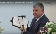 Deschidere Biserica Penticostala Betel Soimeni 7 august 2016 1